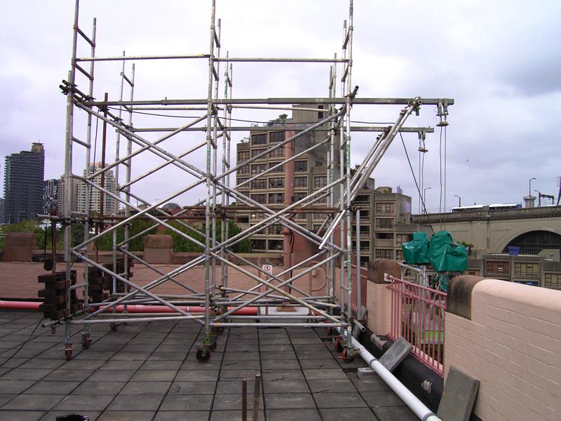 Skyrise Scaffolding Pty Ltd